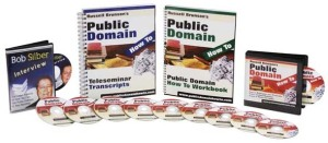 Start a Business Using Public Domain Material